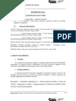 Roteiro Das Aulas_direito de Empresa(Dir Empresa facisa