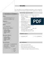 Ashwanth Resume