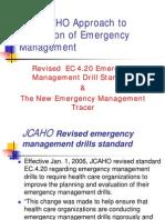 JCAHO Emergency Preparedness Bhpp Archive 20060202 Pres01
