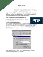 Manual de Ftp