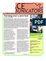 Peace Communicators (Issue 1