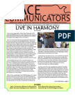 Peace Communicators (Issue 2