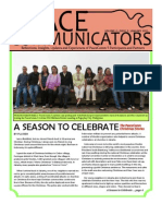 Peace Communicators (Issue 3