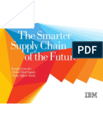 IBM Smarter Supply Chain of the Future