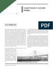 Current Trends in Bridges