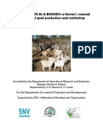 Goat Farming as a Business - A Farmers Manual