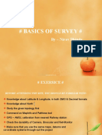 Basics of Survey2