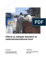 Disaster Management Assignment