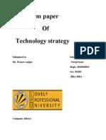 Tecno Strategy