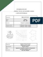 Programa Dibujo Tecnico for 06 07