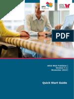 Quick Start Guide Aris Web Publisher s