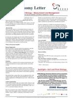 2011_04 Agronomy Letter - Biology