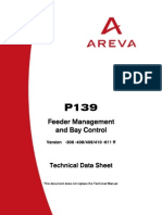 P139 Technical Datasheet en 11 A