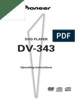 Pioneer DV 343