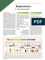 Biophotonics Markets