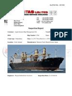 Alatas S51394 (w) Inspection Report MV Sveti Vlaho Feb 08