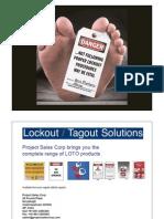 Lockout Tagout Kits