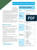 APID Brochure