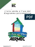 Laria Umida e Luso Del Diagramma Psicrometrico