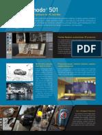 Modo 501 Brochure
