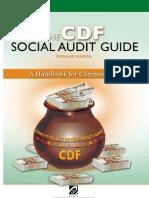 Social Audit Guide Handbook for Communities