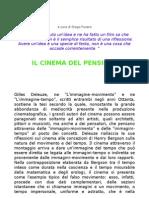 Il Cinema Del Pensiero(Diego Fusaro)CARTACEO