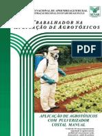 AgrotoxicosManual Cartilha Pulverizador Costal SENAR