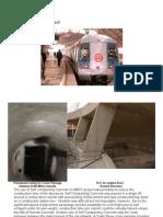 Delhi Metro Rail Project