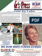 The People's Press Bonus May 2011