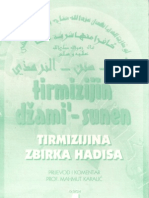 Tirmizijina Zbirka Hadisa 4