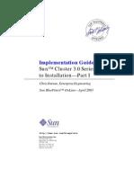 Sun Cluster Offical Guide817 2015