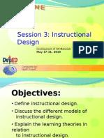 Session 3 CAI Training