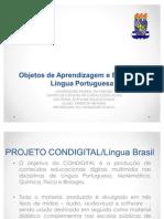 Objetos de Aprendizagem e Ensino de Língua Portuguesa