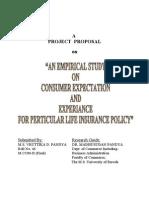 Final Proposal on Lic Vruttika d. Pandya Final on 28-09-09