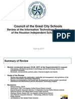 HISD Technology Report 050511