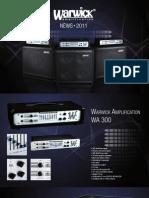 Warwick Amplification Web Small