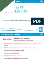 Propuestas Pp Metro Ligero no