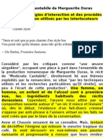 Moderato Cantabile de Marguerite Duras[1]
