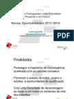 Novas Oportunidades 2011-2015