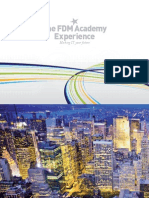 FDM Academy Program