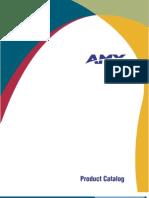 AMX Product Catalog