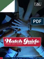 Hatch Orientation Guide 2011-2012