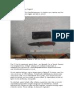 Review/Avaliação Canivete Titanium Guepardo