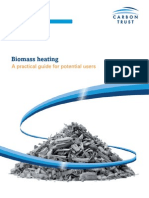 Biomass Heating a Practical Guide for Potential Users (CTG012)