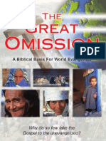 The Great Omission_A Biblical Basis for World Evangelism
