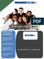 PORTFÓLIO EDUCAÇÃO GLOBAL - Escolas