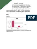 analise estatística trabalho final