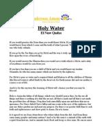 Holy Water (El Nuw Qudas)
