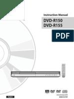 Dvd-R155 Samsung Manual