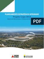 Planejamento Estratégico Integrado Projeto Copa 2014 - MG